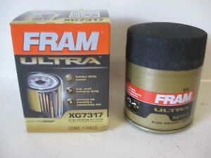 Fram XG7317 Ultra Guard Synthetic Oil Filter Case 6 Six 15K Protection