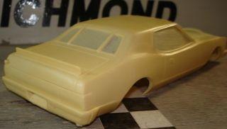 1976 Mercury Montego NASCAR 1 25th Scale Resin Body Kit New