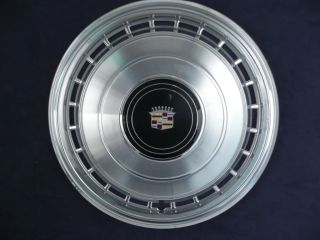 1979 Cadillac Coupe DeVille Sedan Seville Wheel Covers Hubcaps Set 79 CAD1