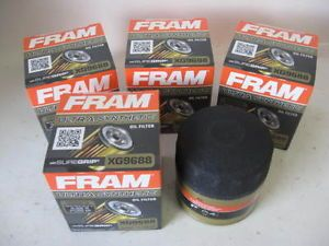 Fram XG9688 Ultra Guard Sythetic Oil Filter Lot 4 Four 15K Protection