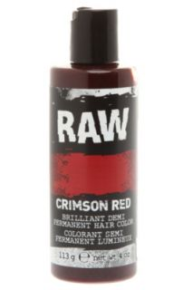 RAW Crimson Red Demi Permanent Hair Color