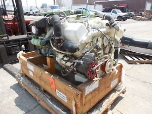 Detroit Diesel 6V53T Engine with Allison MT653 Trans Lav 25 Power Pack Un Used