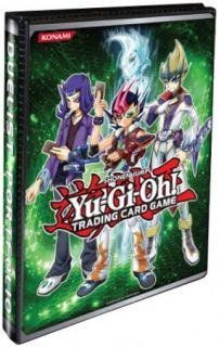 Yu Gi Oh 4 Pocket Zexal Duelist Portfolio Konami KON89297 New Yugioh