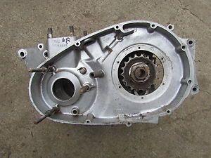 1968 Triumph TR6 TR 6 650 Trophy Engine Cases TR6C 69809