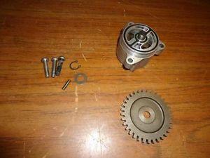 1981 Suzuki GS650GX GS650 GS 650 GX 650GX Oil Pump Gear Engine Motor