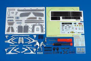 12047 Tamiya 1 12 Enzo Ferrari w P E Parts Super Model Kit New Release