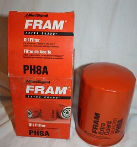 New Fram Extra Guard PH8A Oil Filter