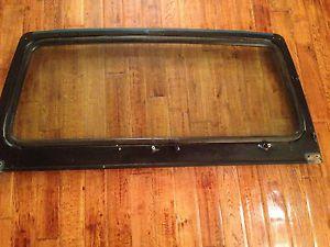 Suzuki Samurai Windshield Frame Complete with Glass