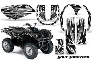 Yamaha Grizzly 660 Graphics Kit Decals Stickers BTW