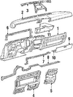 1996 Ford E350 Fuse Box Location on 1996 aerostar wiring diagram