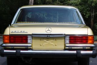 1979 Mercedes Benz 450 Sel 41 658 Original Miles