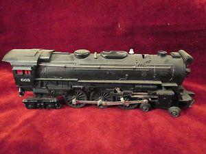 Lionel 665 Locomotive Engine Vintage