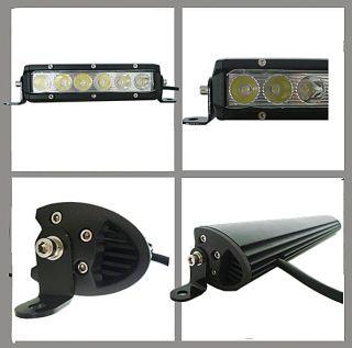 2X30W LED Work Light Off Road SUV 4WD ATV Truck  7inch Spot Beam