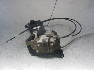 05 Mazda 6 Door Latch Lock Actuator Right Front 2005 4174