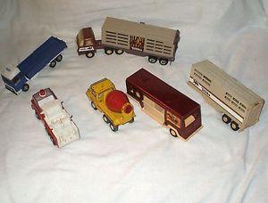 Buddy L Cement Truck
