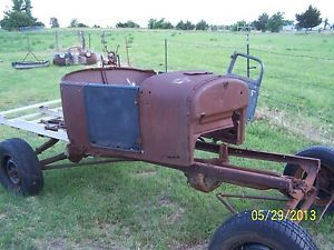 Ford Model T 1926 1927 Roadster Car Body with Doors Frame Rolls Hot Rat Rod