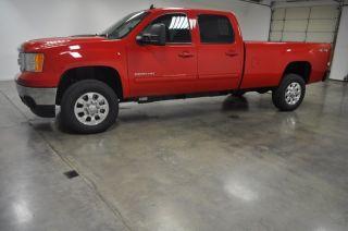 2012 New Red Crew 4WD Duramax Turbo Diesel Auto Convenience Pkg