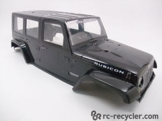 Pro Line 3336 Jeep Wrangler Unlimited Rubicon Painted Body SCX10 Scale Crawler