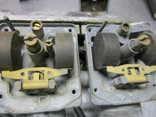 Suzuki 1979 GS750 Carburetors Carbs 1978 1977 Non CV Type