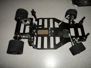 Team Associated RC12L Pan Car Vintage Bolink Old School RC Car Roller Parts Car