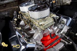 Holley GM LS1 LS2 LS6 2X4V Dual Plane Intake Manifold Carb Chevy 5 3 5 7 6 0