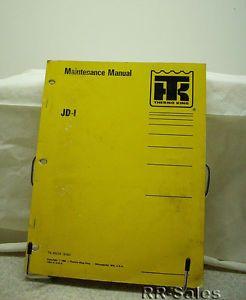 Thermo King Bus Air Conditioning JDI Maintenance Manual
