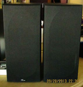 Polk Audio Bookshelf Speakers Model RT 55
