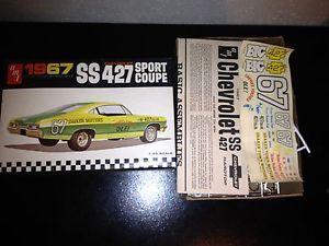 1967 Impala Model Kit