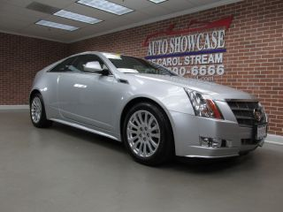 2011 Cadillac cts Coupe Performance AWD Navigation Warranty