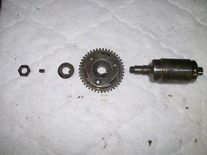 Yamaha Blaster Engine Motor Balancer and Gear Assembly Parts
