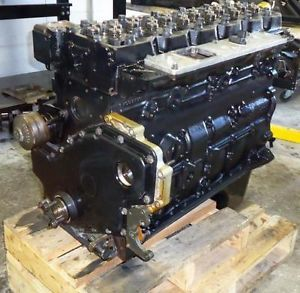 Cummins Turbo Diesel Engine