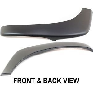 New Fender Flares Passenger Right Side Rear Primered Chevy RH Hand GM1769106