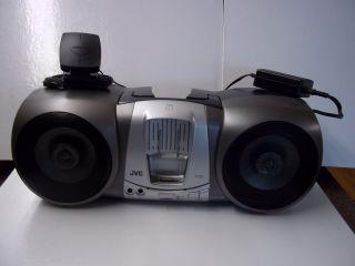 Boombox JVC KS SB200 Sirius Boombox Plug N Play Sirius Satellite Radio