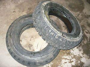 Firestone Snow Mud Tires Demolition Derby 7 00 14 700 14 Gripper Tire 6 Ply