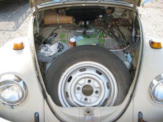 1968 VW Volkswagen Beetle Bug RARE Nice Engine Transmission Clean Interior