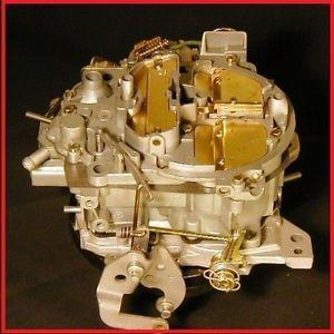 Quadrajet Carburetor 1985 86 87 88 89 90 91 Chevy GMC Truck 350 5 7L M4MEF 4BBL