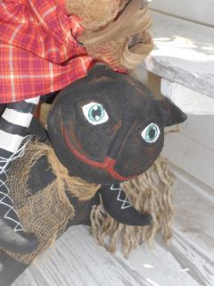 Primitive Witch Doll