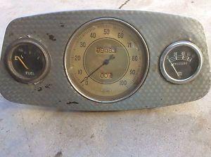 Ford Speedometer Hot Rod Parts Vintage Stewart Warner 1930 40 Dashboard Gauge