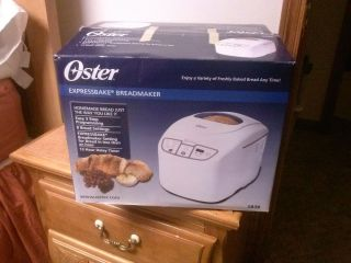 oster 2 pound expressbake bread machine