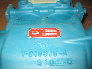 Bendix Air Compressor TF700 289915 for A Detroit Diesel Series 60 Engine