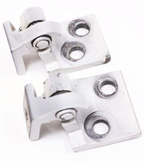 Driver Front Door Hinges VW Jetta Golf GTI Cabrio MK3 Candy White Genuine OE