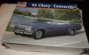 1965 Chevy Impala Convertible