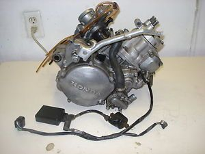 2001 Honda CR125 CR 125 Engine Motor Complete
