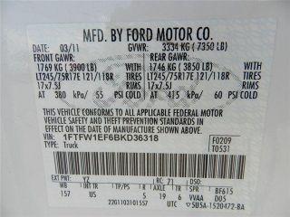 Ford Crew Cab F150 XLT 4x4 Custom New Lift Wheels Tires Auto Tow Longbed