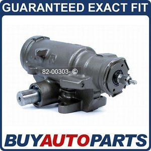 Power Steering Gearbox Gear Box GM Chevy Truck SUV