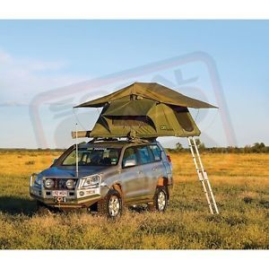 TJM Boulia Large Roof Top Tent Expedition Overland Tents New Truck SUV Jeep