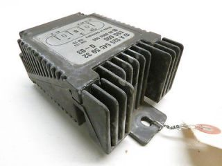 Mercedes CLK 320 99 03 Radiator Fan Relay Control Unit Module 0275457732 A297
