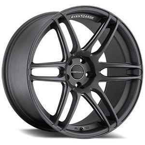 """19"""" Avant Garde M368 Wheels Rims Fit Nissan 350Z 370Z 300zx 240sx s14 S15"""