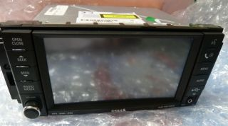 Chrysler Dodge Jeep Mygig Ren 430 Sirius Radio Low Speed 5064758AC Read Listing