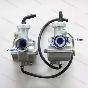 Carburetor 50cc 70cc 90cc 110cc ATV Quad Bike Dirt Bike Carb PZ16 16mm
